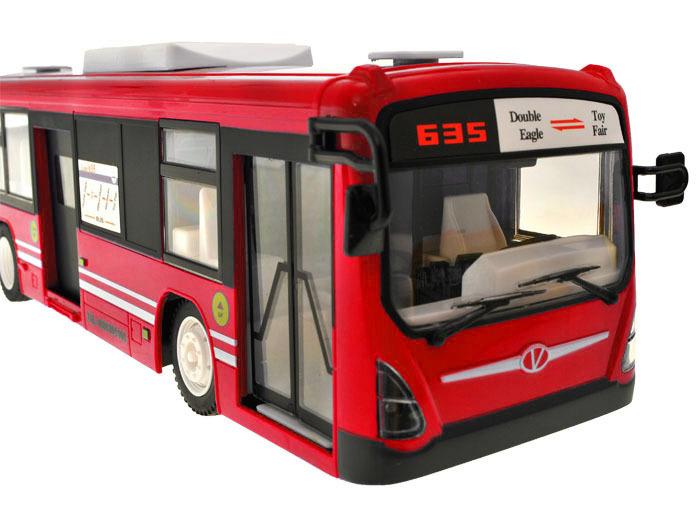 Double E autobus na dálkové ovládání RC 1:20