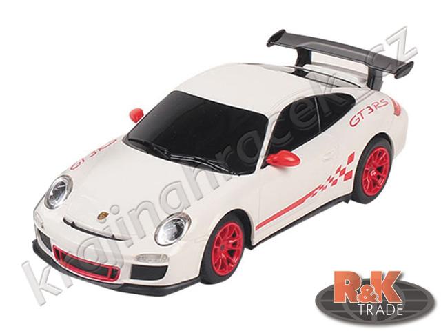 Rastar Porsche GT3 RS 1:24 auto autíčko na dálkové ovládání R/C