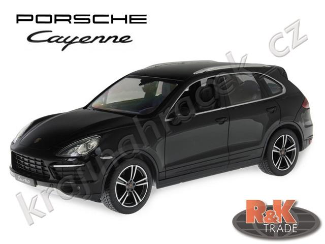 Rastar Porsche Cayenne Turbo 1:14 auto autíčko na dálkové ovládání R/C