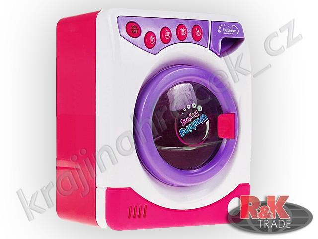 Malá hospodyňka dětská pračka