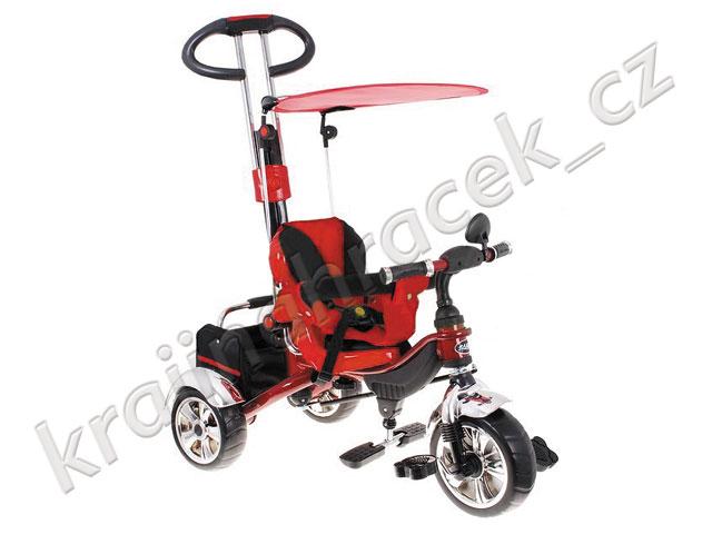 Dětské kolo tříkolka Sport Trike KR-03 pěnová kola pro děti