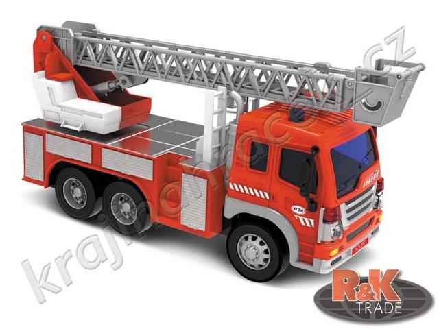 Hasiči hasičské auto na dálkové ovládání R/C