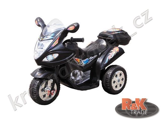 Dětská elektrická závodní motorka skútr FL238