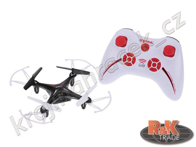 Syma dron quadrocopter X13 STORM na dálkové ovládání R/C