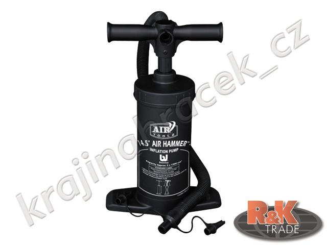 Bestway tlaková ruční pumpa pumpička 37 cm / 1300 cm3 62086
