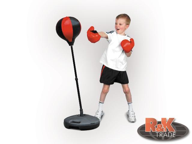 Dětská sada na boxování rukavice + hruška box